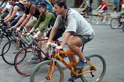 Critical Mass August 2005