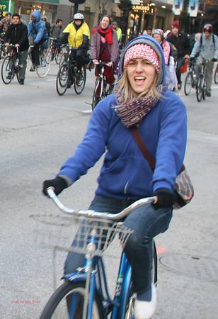 Critical Mass March 2009