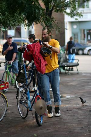 Critical Mass Wicker Park Sep 07