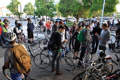 East Bay Bike Party July 2013